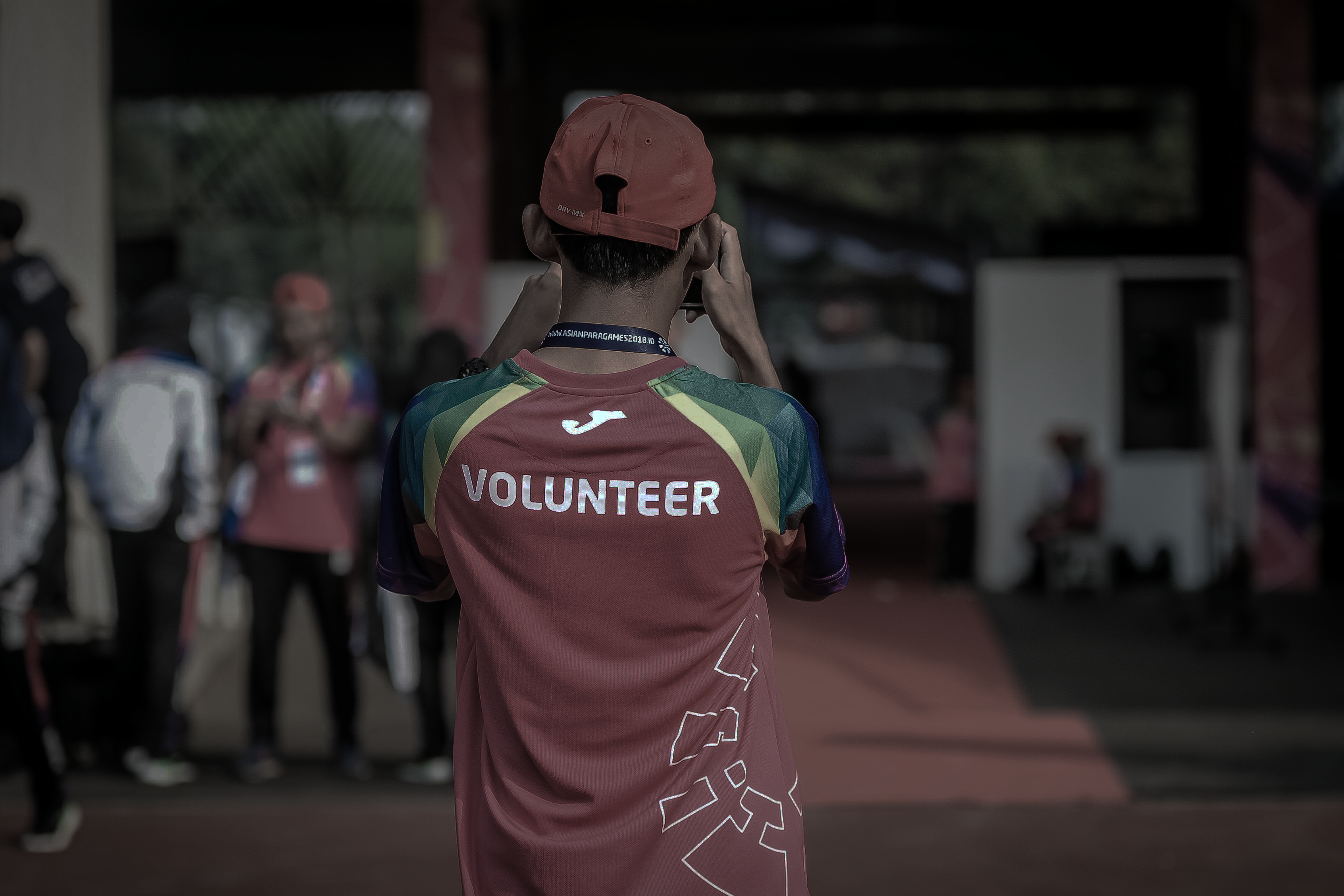 Management and support for volunteering