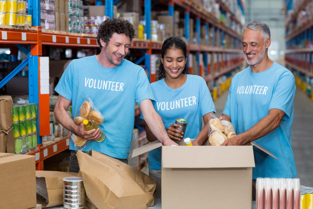 The Economic Value of Volunteers