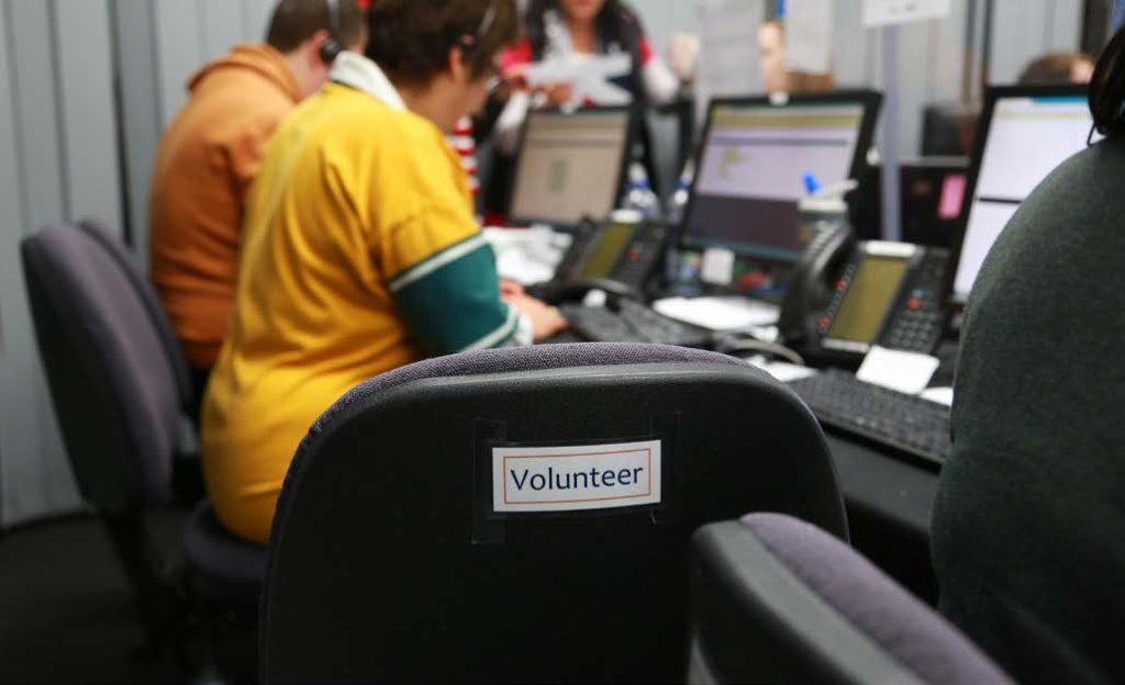Volunteers and Welfare Benefits