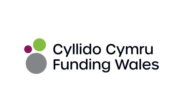 Funding Wales Logo