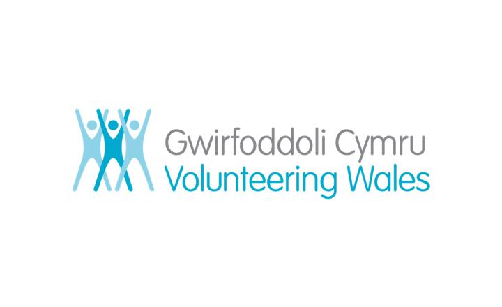 Volunteering Wales Logo