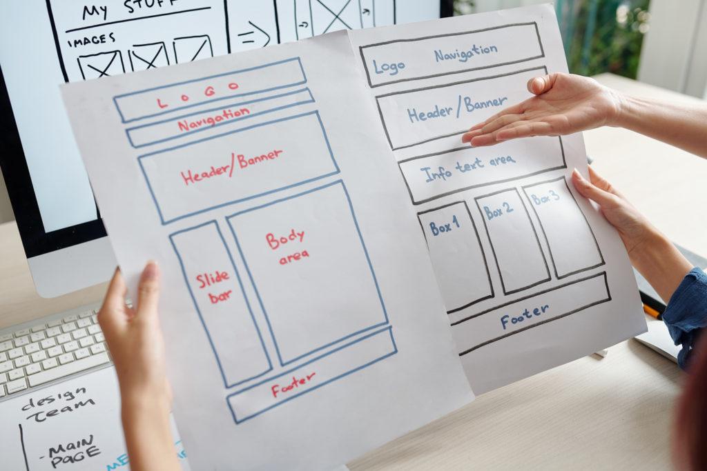 Website Development and Maintenance